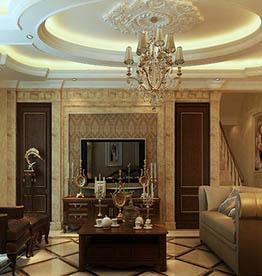 金地铂悦 350㎡欧式风格